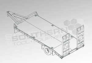 9 Ton Tag Trailer [Super Series] ATTTAG