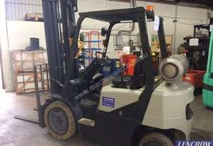 Crown Used   2000 kgs Forklift