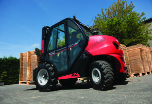 Manitou MC 18 Rough Terrain Forklift