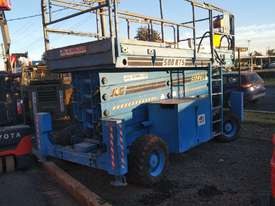 All terrain scissorlift JLG  - picture2' - Click to enlarge