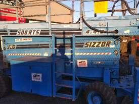 All terrain scissorlift JLG  - picture3' - Click to enlarge