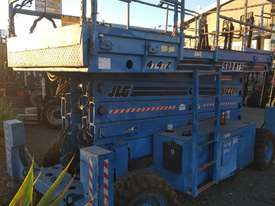 All terrain scissorlift JLG  - picture4' - Click to enlarge
