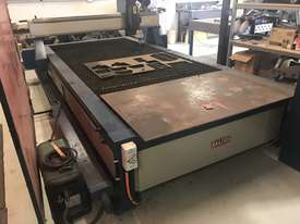 LARGE CNC PLASMA TABLE 1524mm X 3048mm - picture1' - Click to enlarge