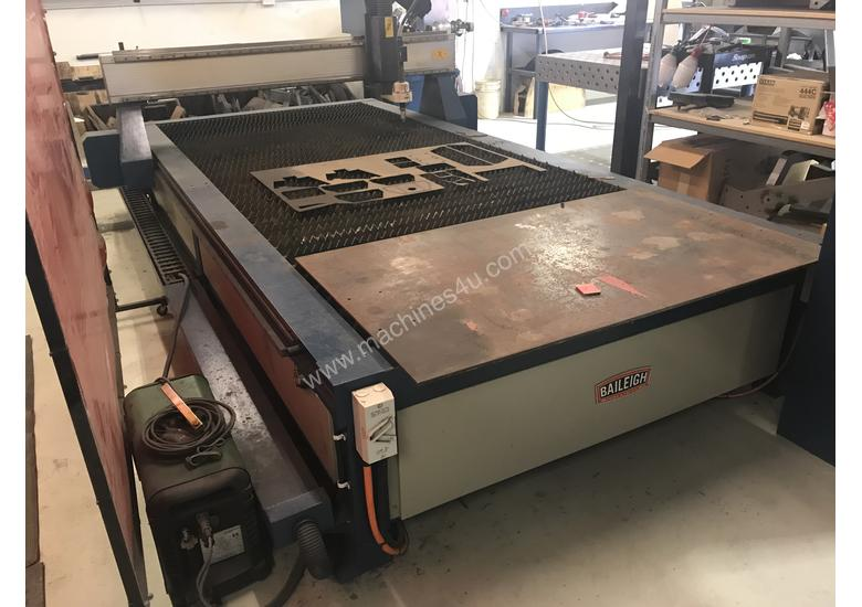 LARGE CNC PLASMA TABLE 1524mm X 3048mm