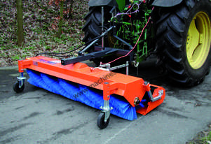Tuchel Eco Road Sweeper for Skid Steers and Mini Loaders