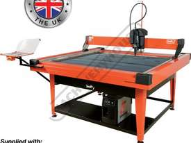 SWIFTY 1250 XP Compact CNC Plasma Cutting Table Water Tray System, Hypertherm Powermax 65 Cuts up to - picture0' - Click to enlarge