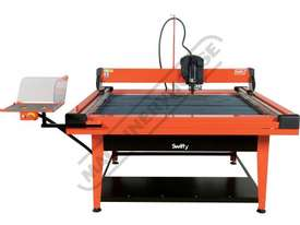 SWIFTY 1250 XP Compact CNC Plasma Cutting Table Water Tray System, Hypertherm Powermax 65 Cuts up to - picture3' - Click to enlarge