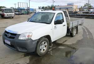 2011 Mazda BT-50 Boss 4x2 Single Cab Tray Back Utility - In Auction