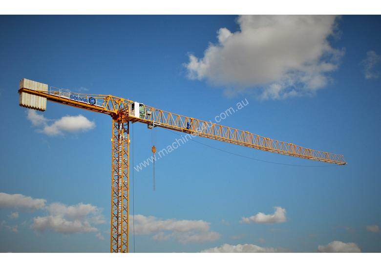 NEW AND USED TOWER CRANES FOR SALE/HIRE