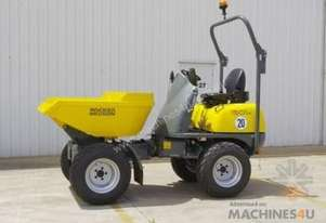 Wacker Neuson 1501 Swivel Site Dumper