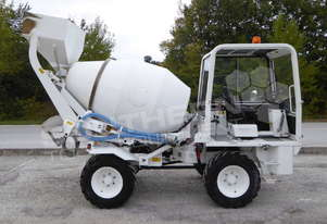Concrete mixer Self-Loading cement mixer Fiori DB 180 ATTMIX