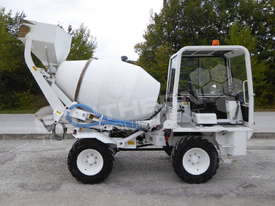 Concrete mixer Self-Loading cement mixer Fiori DB 180 ATTMIX  - picture0' - Click to enlarge