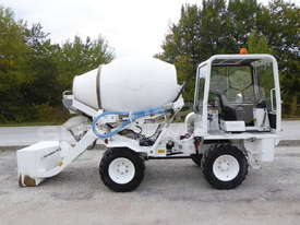 Concrete mixer Self-Loading cement mixer Fiori DB 180 ATTMIX  - picture2' - Click to enlarge