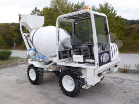 Concrete mixer Self-Loading cement mixer Fiori DB 180 ATTMIX  - picture3' - Click to enlarge