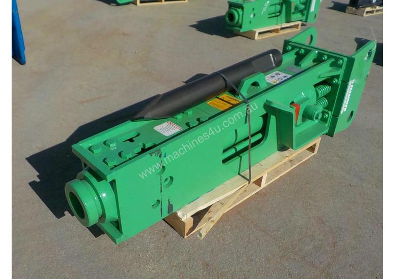 Unused 2018 Hammer BRH501 Hydraulic Breaker