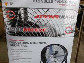 Dynabreeze 600mm, 265watt, 195cfpm industrial/workshop fan - picture0' - Click to enlarge