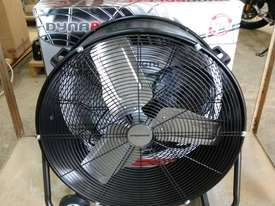 Dynabreeze 600mm, 265watt, 195cfpm industrial/workshop fan - picture2' - Click to enlarge