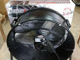 Dynabreeze 600mm, 265watt, 195cfpm industrial/workshop fan - picture3' - Click to enlarge