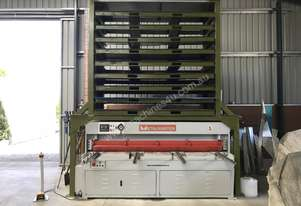 Hydraulic guillotine 2500 by 6mm