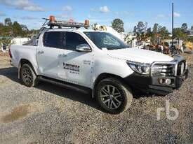 TOYOTA HILUX Ute - picture0' - Click to enlarge