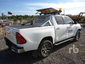 TOYOTA HILUX Ute - picture1' - Click to enlarge