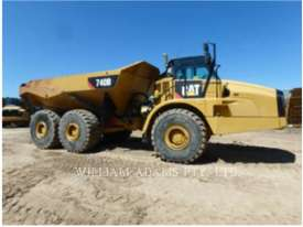CATERPILLAR 740B Articulated Trucks - picture0' - Click to enlarge
