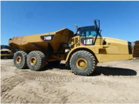 CATERPILLAR 740B Articulated Trucks - picture1' - Click to enlarge
