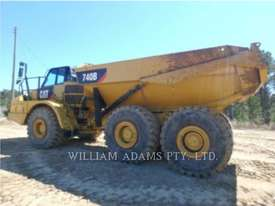 CATERPILLAR 740B Articulated Trucks - picture3' - Click to enlarge