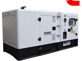 143kVA, 3 Phase, Standby Diesel Generator with Cummins Engine in Canopy - picture0' - Click to enlarge