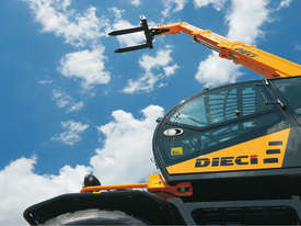 Dieci Pegasus 50.19 - 5T / 18.7 Reach 360* Rotational Telehandler - picture0' - Click to enlarge