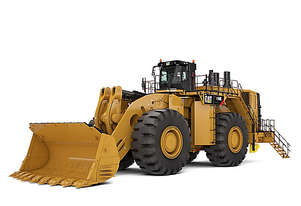 CATERPILLAR 994K  WHEEL LOADERS