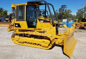 Caterpillar D5G Bulldozer w Screens Sweeps Rippers DOZCATG