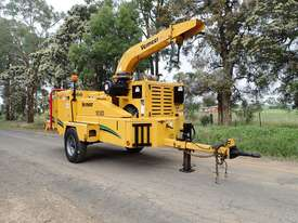 Vermeer BC1800 Wood Chipper Forestry Equipment - picture0' - Click to enlarge