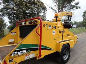 Vermeer BC1800 Wood Chipper Forestry Equipment - picture9' - Click to enlarge