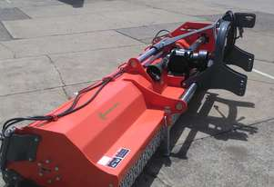 Menasor Heavy Duty 2900mm Flail Mower – With Hydraulic Offset and Door
