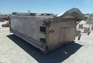 Custom Made Custom Alloy Tipper Body
