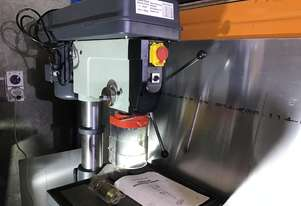 Machtech Industrial Drilling Machine - 12 speed - 3 phase 1.5kW - 32mm Cap. (Only 2x available)