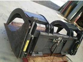 Norm Engineering Grapple Bucket - picture1' - Click to enlarge