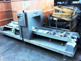 Detector Systems Stainless Steel x 520 mm high and