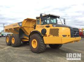 2008 Volvo A40E Articulated Dump Truck - picture1' - Click to enlarge