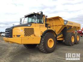 2008 Volvo A40E Articulated Dump Truck - picture0' - Click to enlarge
