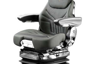 Grammer Seat Maximo Dynamic 12V for Agriculture with 12V Air Suspension Fabric