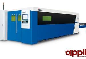 AUSTECH IS ONLY 5 WEEKS AWAY. Yawei HLX-1530 8kW High Speed Fiber Laser