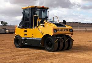 Multipac 524H Multi Tyre Roller