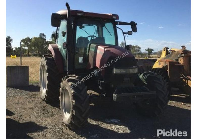 Used Case MXU110 4WD Tractors 101-200hp in , - Listed on