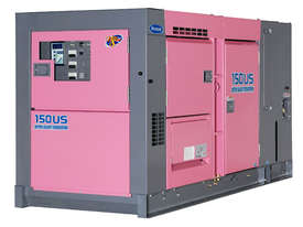 DENYO 150KVA Diesel Generator - 3 Phase - DCA-150USK - Ultra Silenced- Super Silenced - picture0' - Click to enlarge
