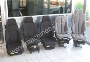 NEW DRIVER & PASSENGER AIR-OP AND MECHANICAL SEATS