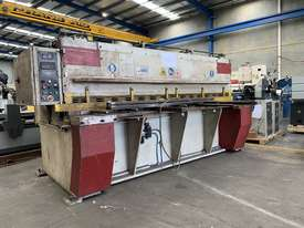 Just Traded - IMAL 3050mm x 6.5mm Variable Rake Hydraulic Guillotine with Rear Sheet Supports  - picture2' - Click to enlarge