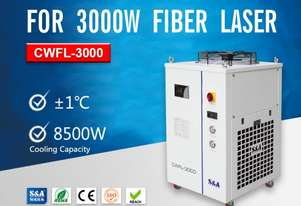 High Power Industrial Water Chillers CWFL-3000 For 3000W Fiber Lasers