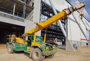 20t Articulated Mobile Crane
